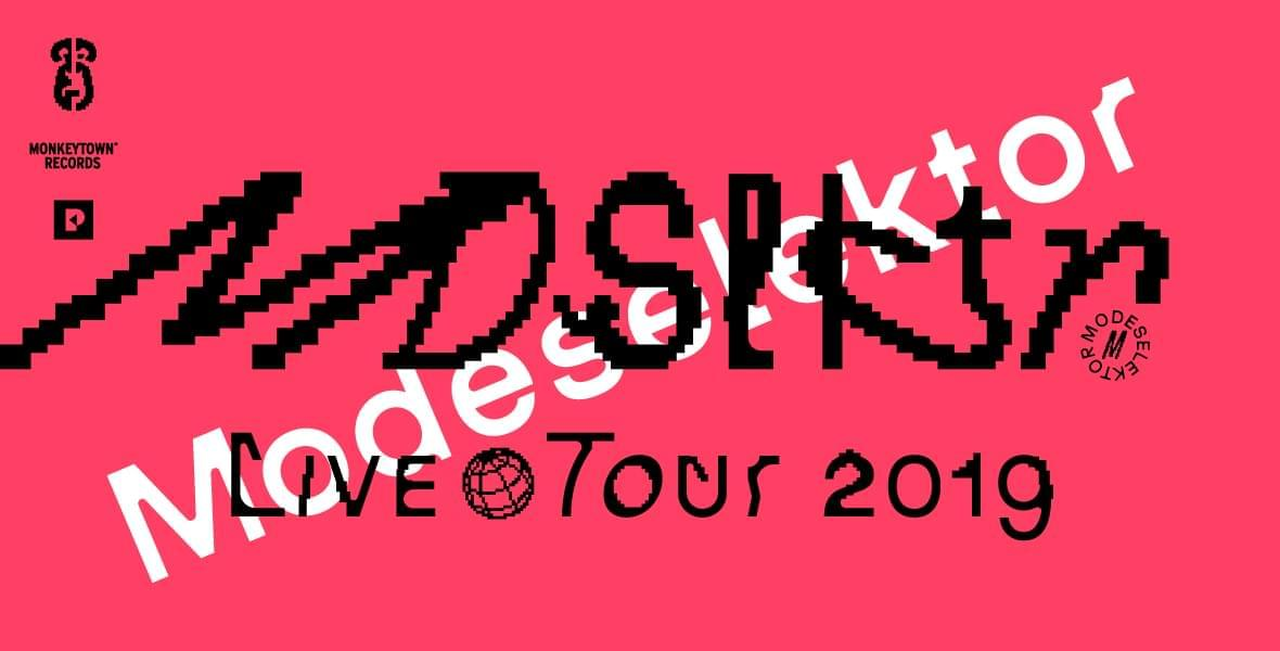 Tickets Modeselektor, Modeselektor Live Tour 2019 in Montreal